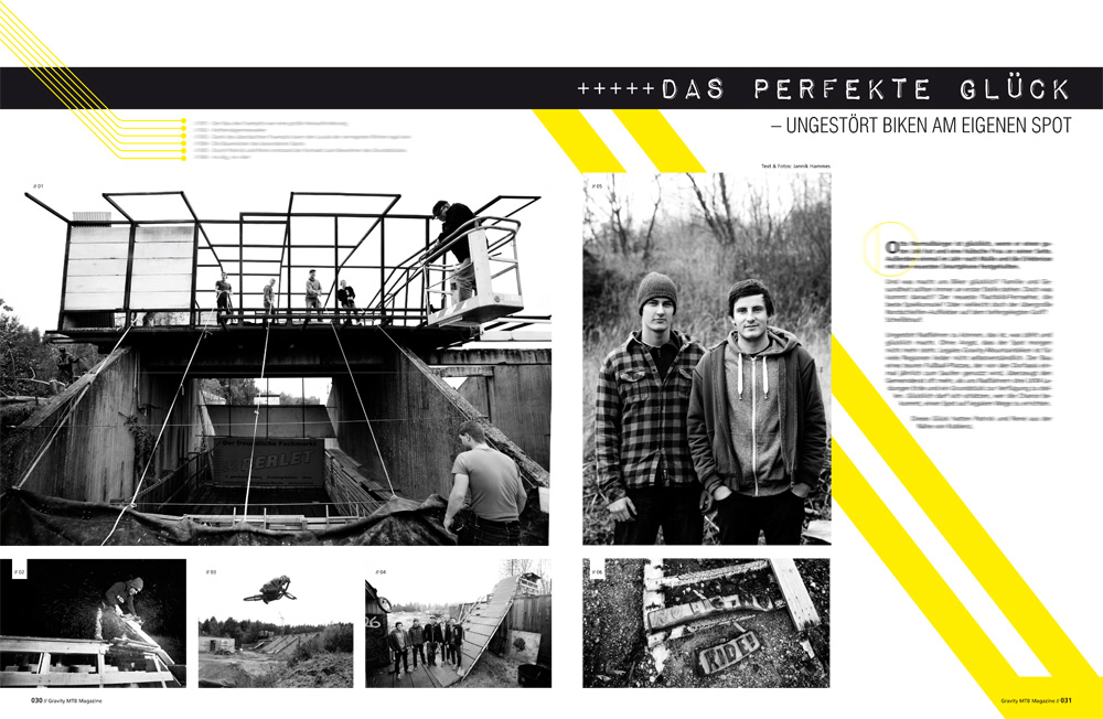 Gravity Magazine #20 Sample 4