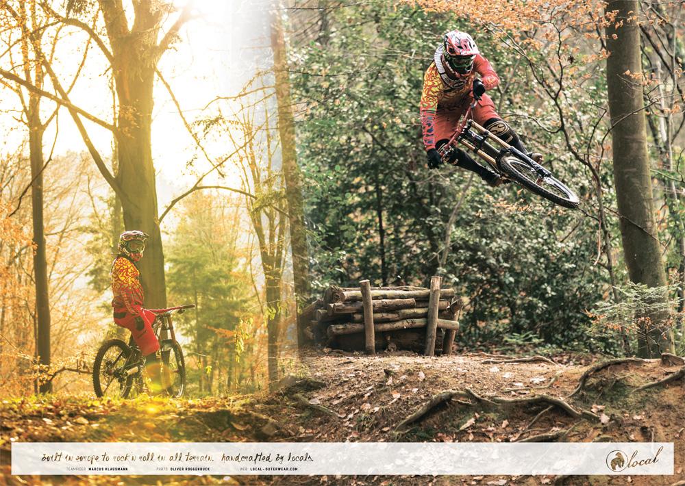 Gravity Mountainbike Magazine #20 Poster
